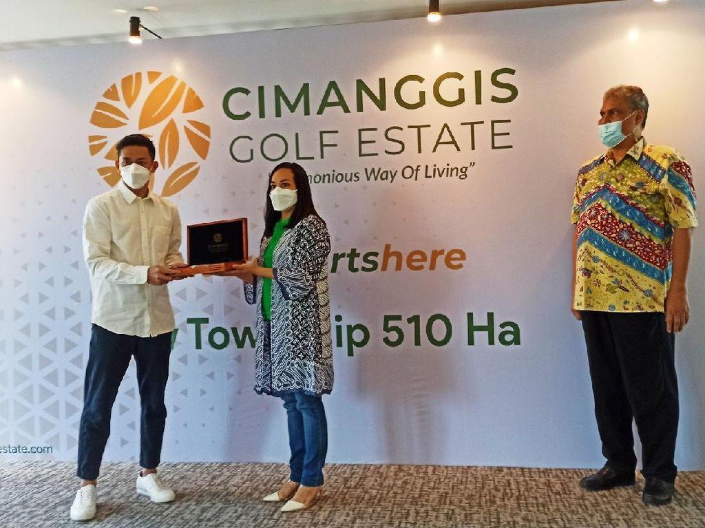 Atlet Badminton Rian Ardianto Pilih Rumah di Cimanggis, ini Alasannya