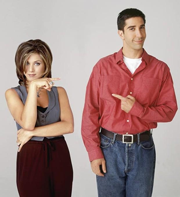 Rachel dan Ross
