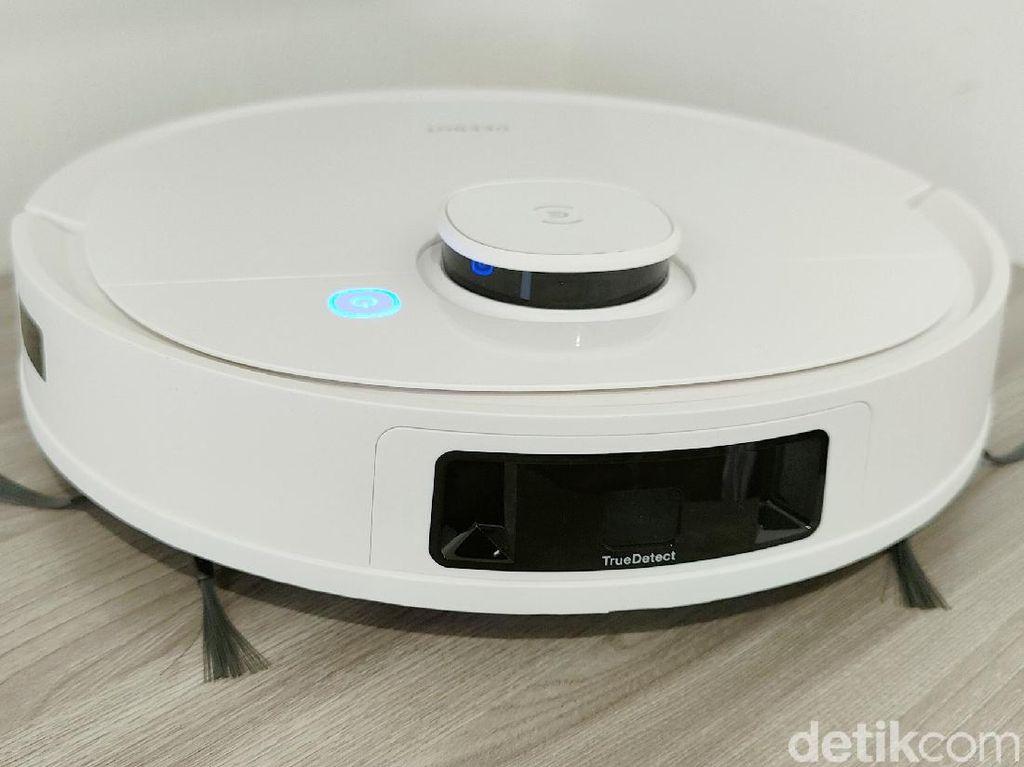 Uji Aksi Robot Pembantu Bersih-bersih Rumah: Deebot T9