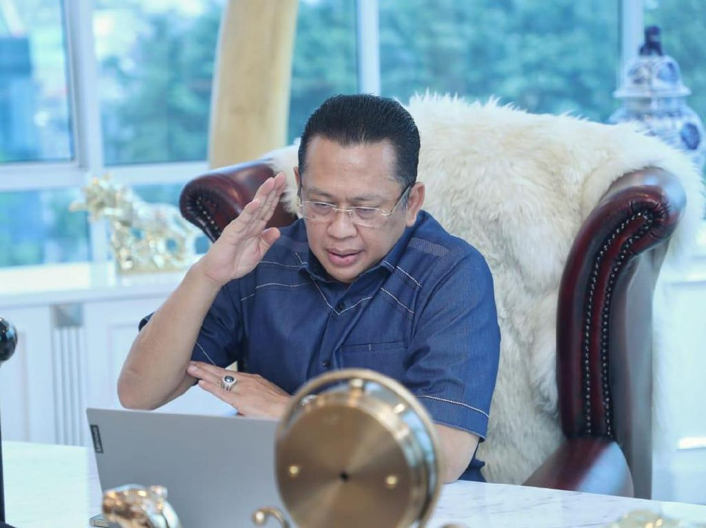 Edhie Yudhoyono Raih Doktor di IPB, Bamsoet: Terus Berkarya Mas Ibas