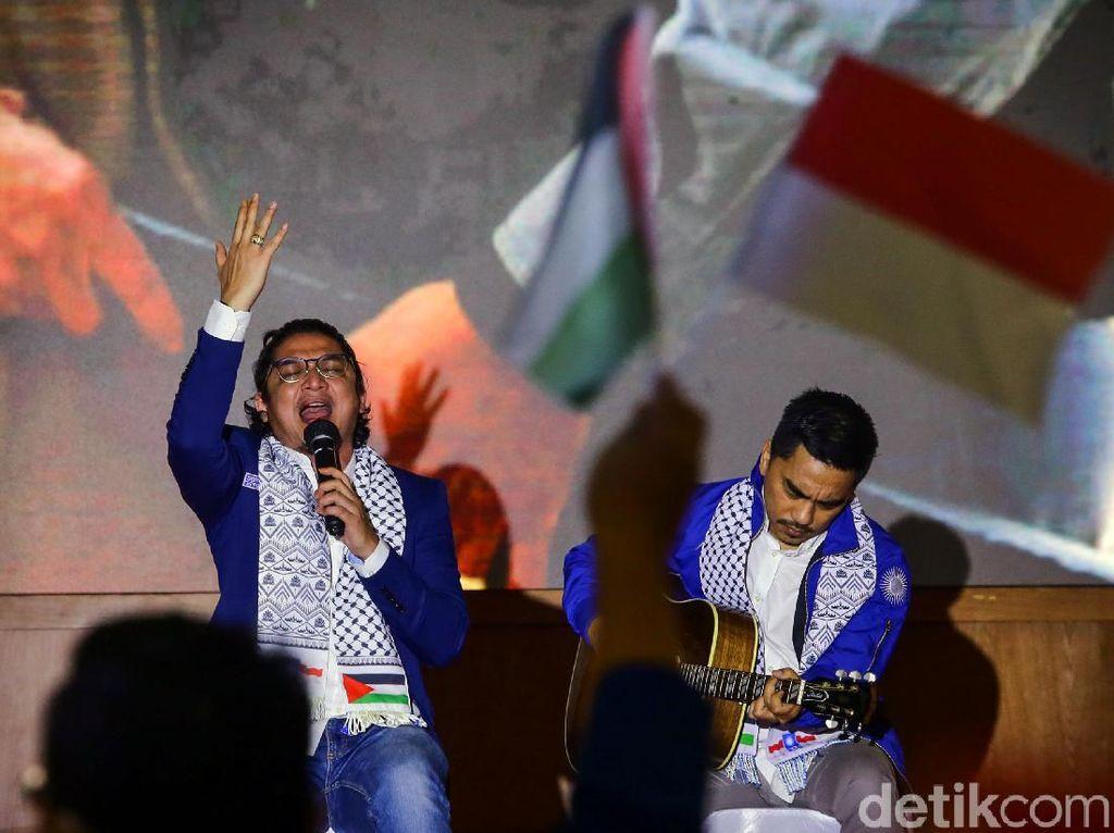 Pasha Ungu Siap Jika Diminta Maju Pilgub DKI Jakarta