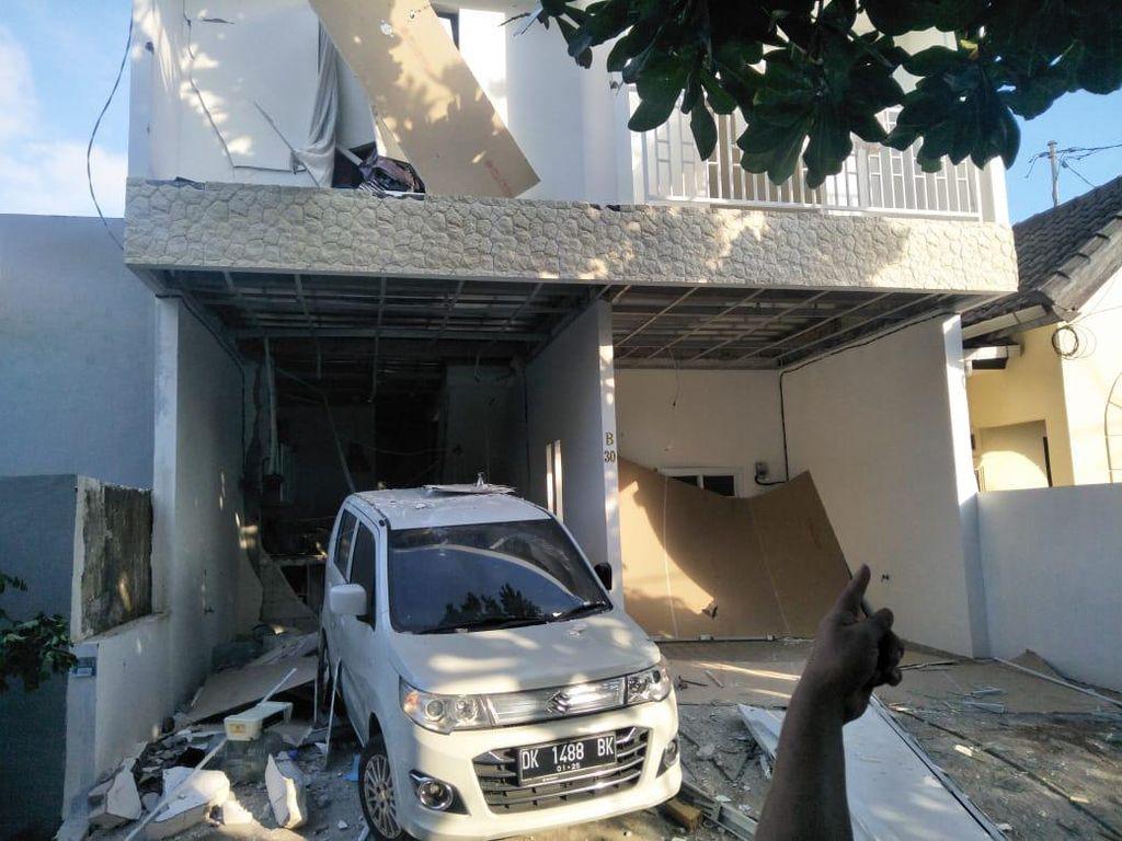 Tabung Gas Meledak di Sebuah Rumah di Bali, 2 WNA Alami Luka Bakar