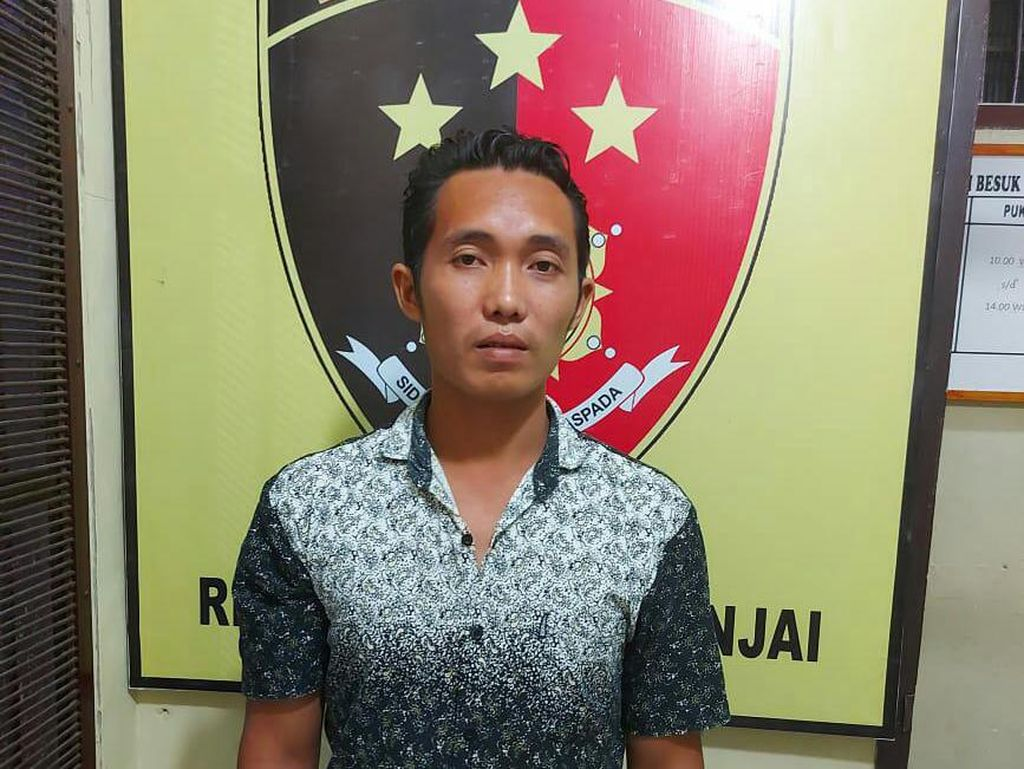 Jurus Mabuk Mika Sanjaya Jadi Kolor Ijo di Sumatera Utara