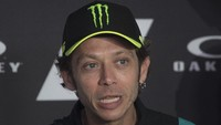 Rossi Ngaku Bakal Sulit Perkuat Aramco VR46 di MotoGP 2022