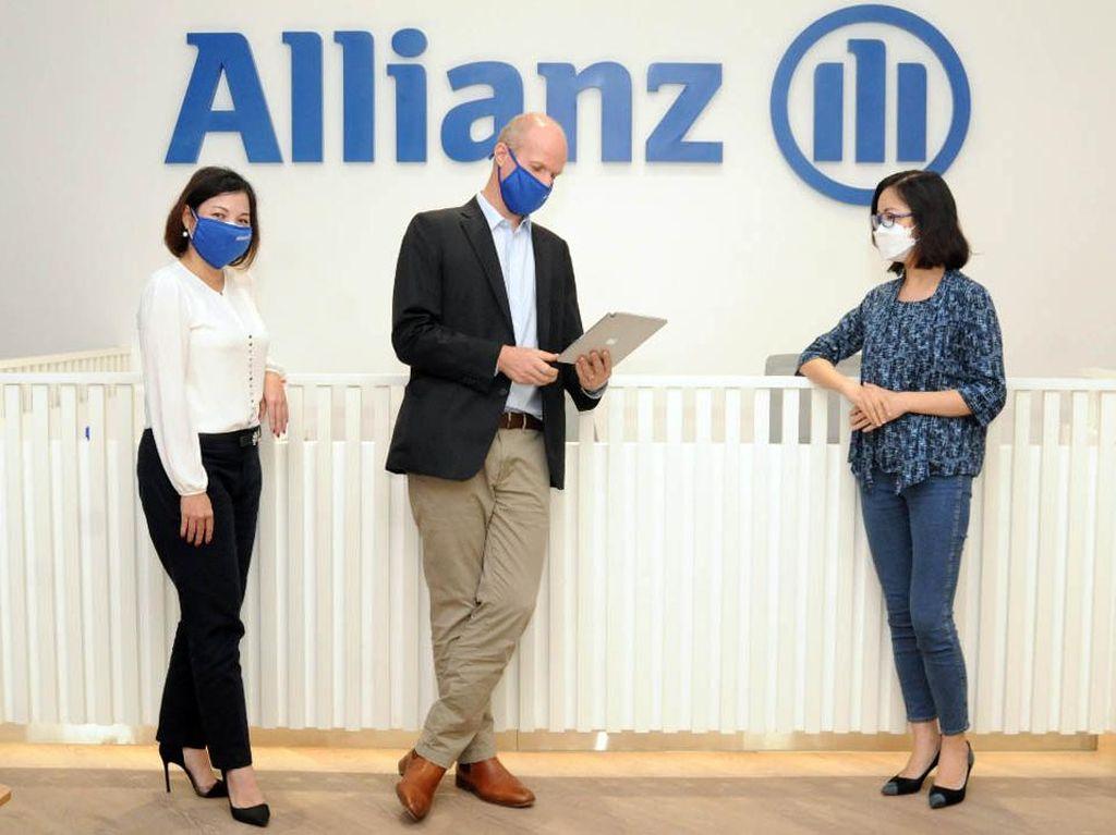 Allianz Catat Pertumbuhan Positif