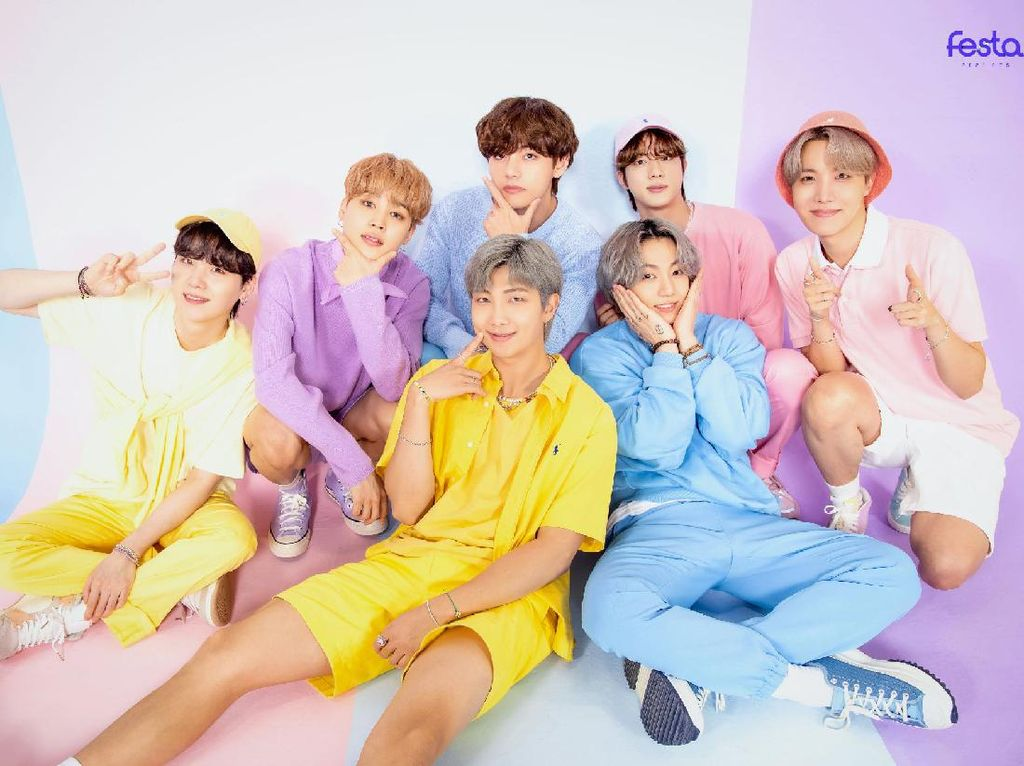 Jawaban Big Hit Music soal Kabar BTS Comeback 9 Juli