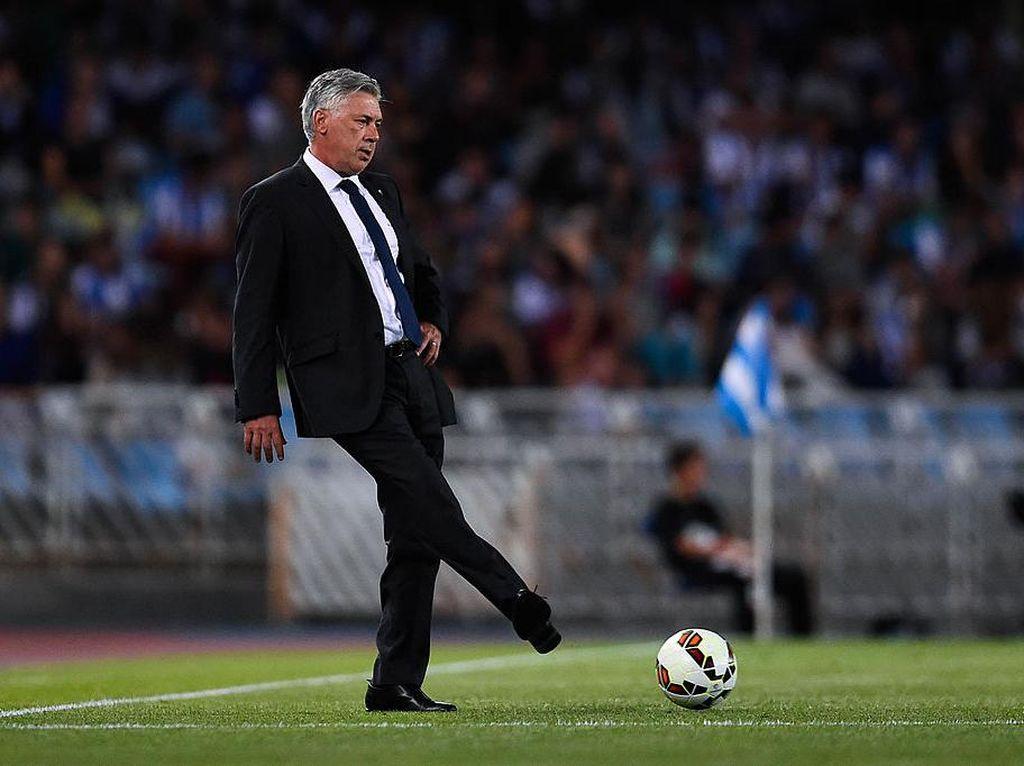 Bedah Formasi Real Madrid di Tangan Ancelotti (Lagi)