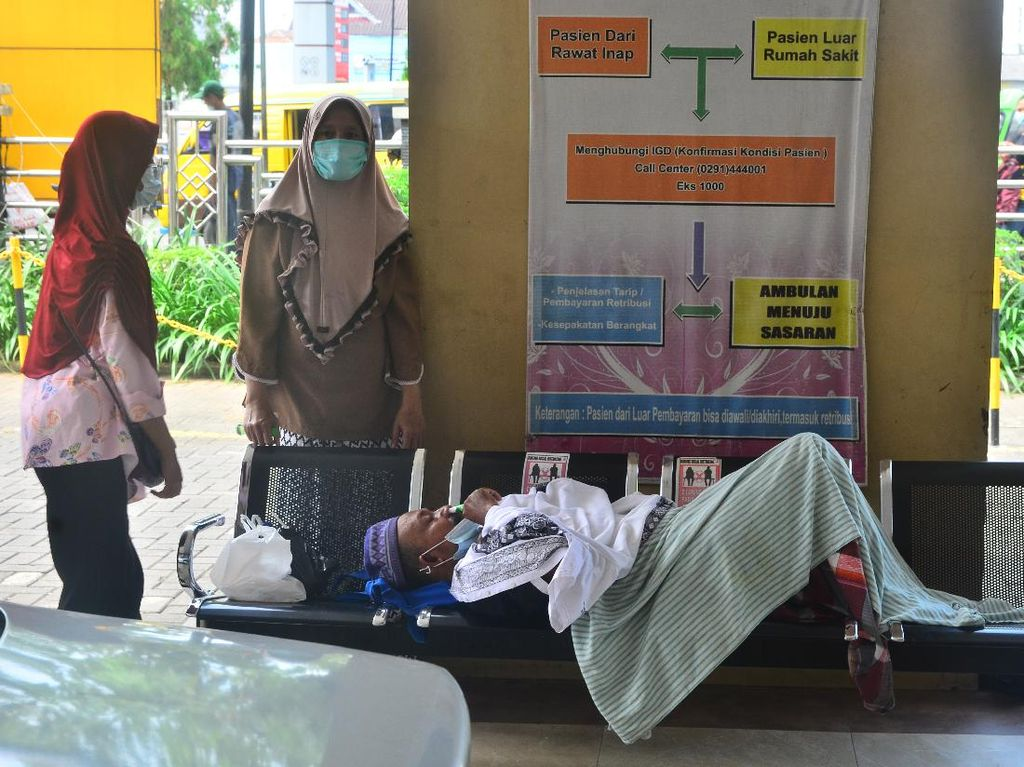 RS di Kudus Disorot Satgas, Pasien COVID-19 Masih Bebas Didampingi Keluarga
