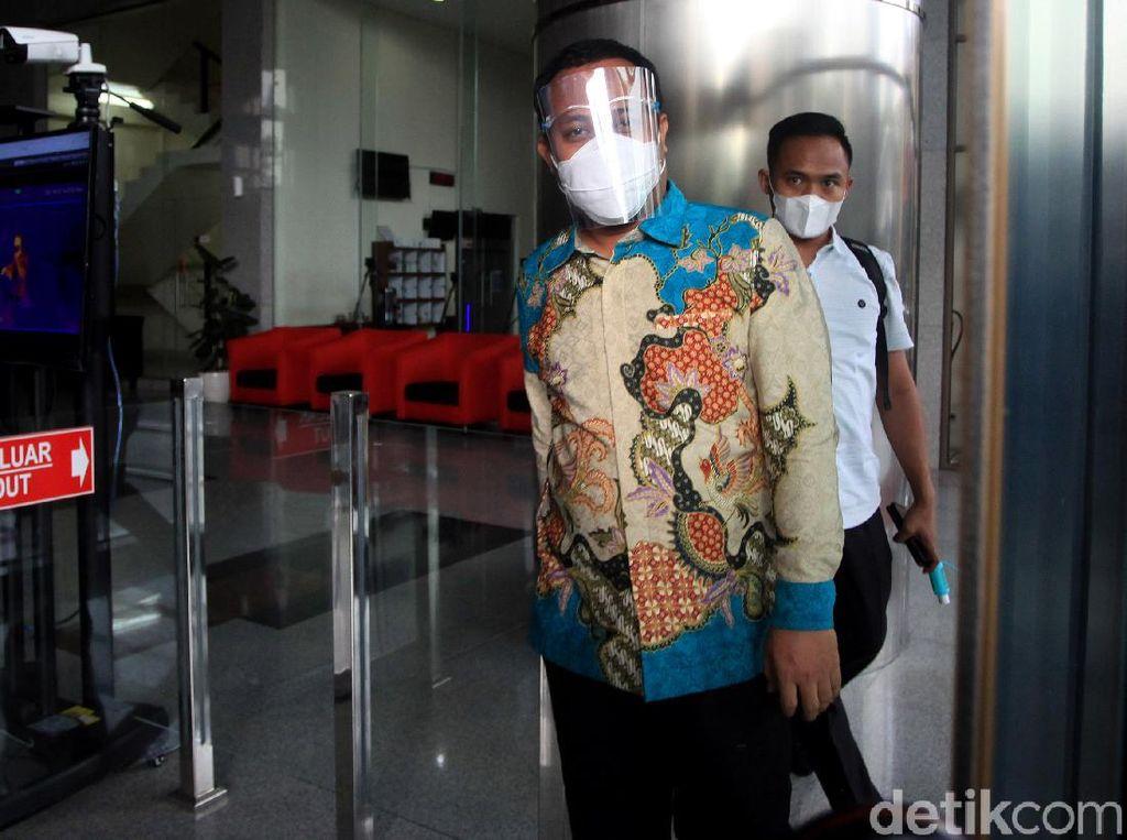 Plt Gubernur Sulsel Beri Keterangan Tambahan Jadi Saksi Kasus Nurdin di KPK