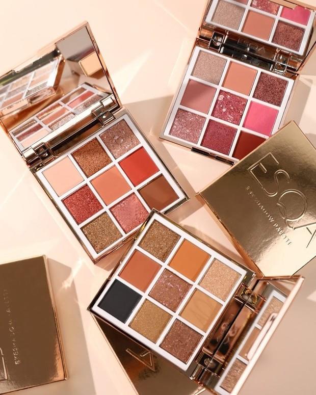 ESQA Goddess Eyeshadow Palette