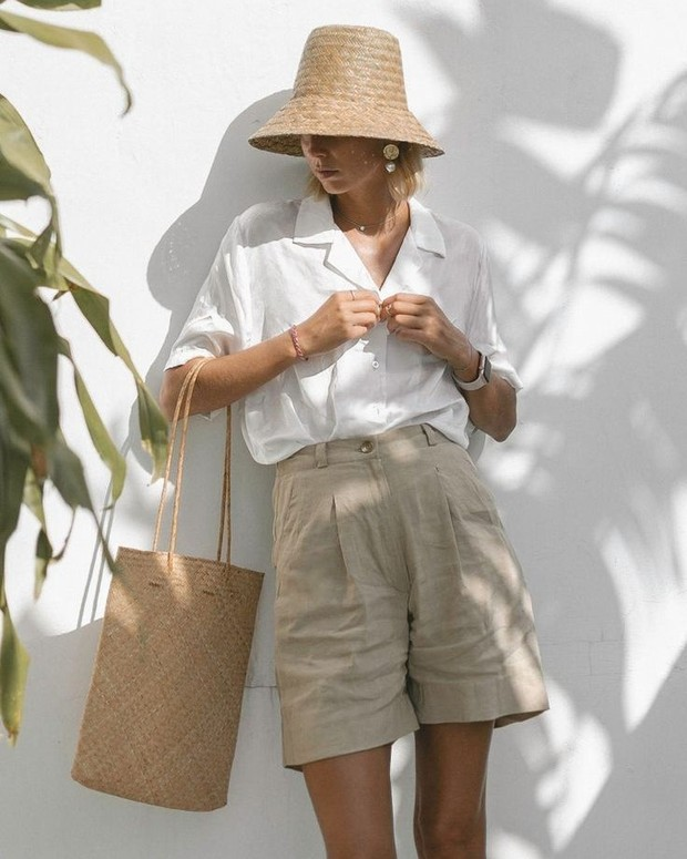 foto: high waist summer short/etsy.com