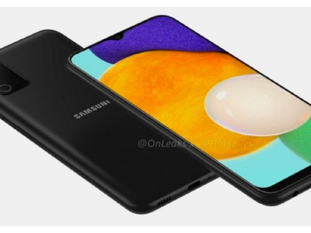 Samsung Galaxy A03s Segera Hadir, Ini Spesifikasinya