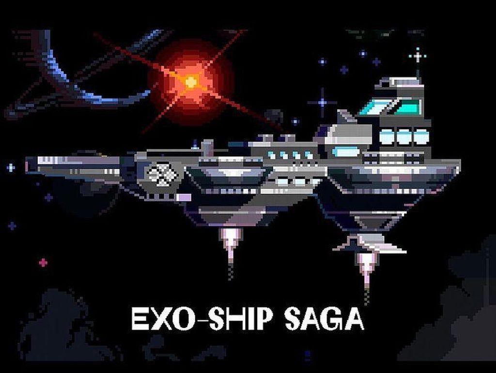 EXO-SHIP SAGA hingga BTS World, 6 Game K-Pop yang Seru Abis!