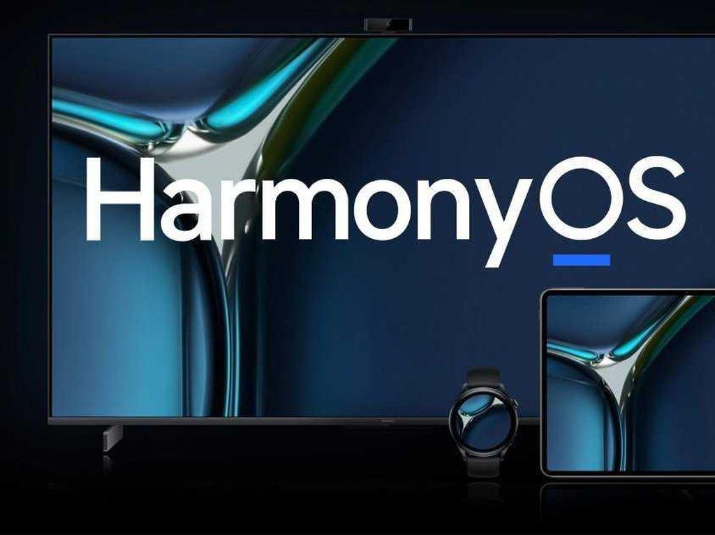 Huawei Rilis HarmonyOS, Apa Bisa Tantang Android?