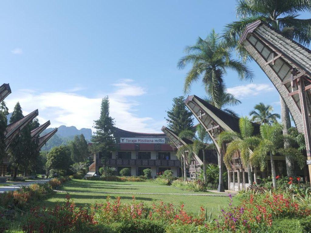 Hotel dengan Nuansa Adat Toraja, Misiliana