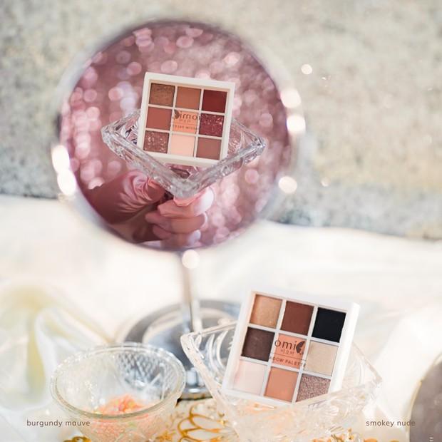 IOMI Eyeshadow Palette