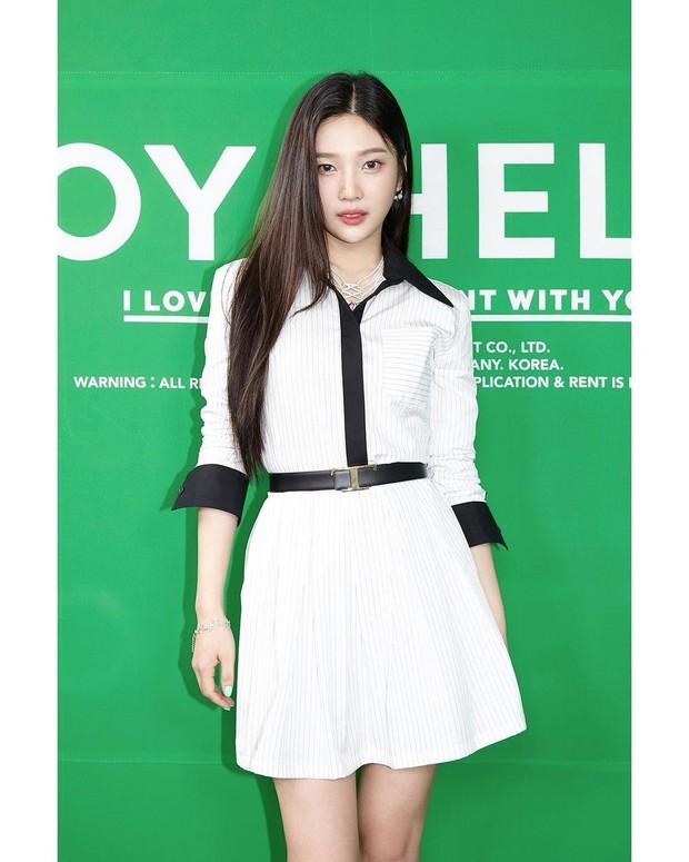 Joy Red Velvet Saat Konferensi Pers Album 'Hello'/instagram.com/_imyour_joy