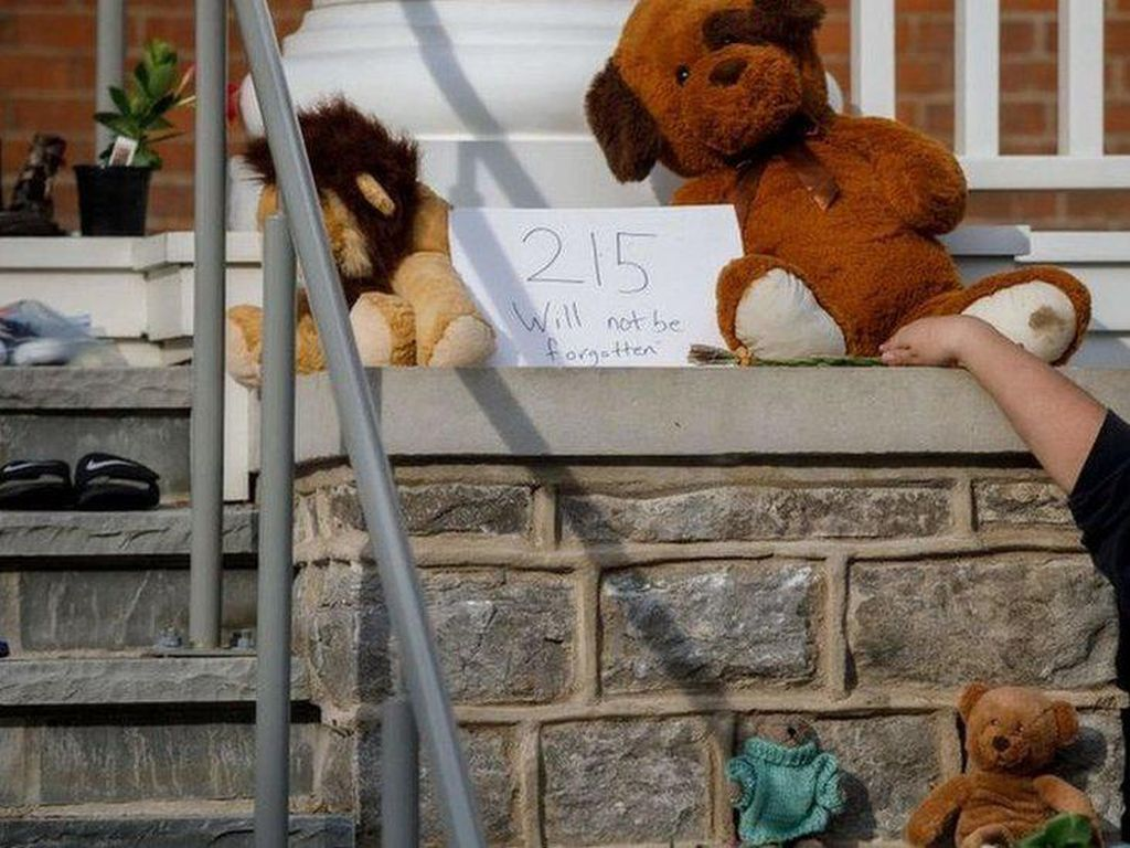215 Jasad Anak Ditemukan di Bekas Sekolah Kanada, Apa yang Terjadi?