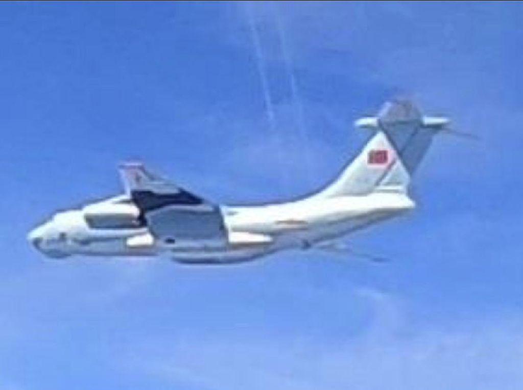 Petaka di Langit Malaysia Gara-gara Belasan Jet Tempur China