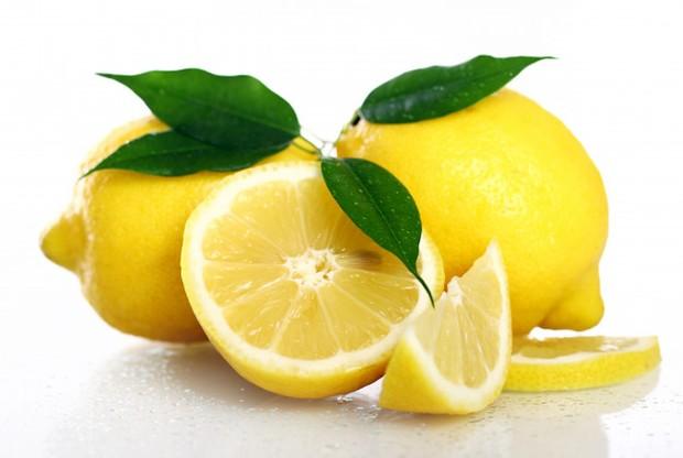 Menggunakan lemon