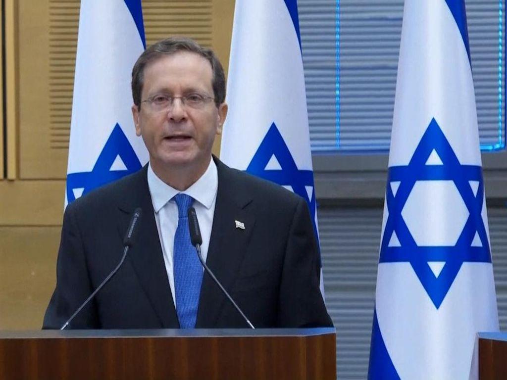 Isaac Herzog Jadi Presiden Israel Generasi Kedua