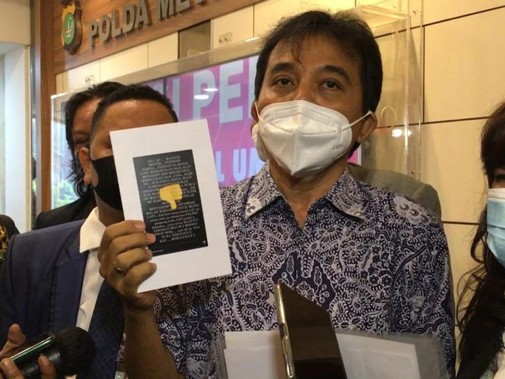 Sorotan Roy Suryo ke Lucky Alamsyah soal Mediasi Ditolak Mentah-mentah