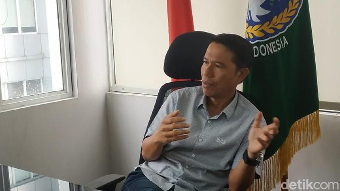 Sekretaris Jenderal PSSI, Yunus Nusi