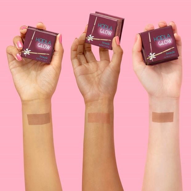 Setelah 20 Tahun Benefit Cosmetic Luncurkan Hoola Glow. Hoola versi Sunkissed/benefitcosmetic.com