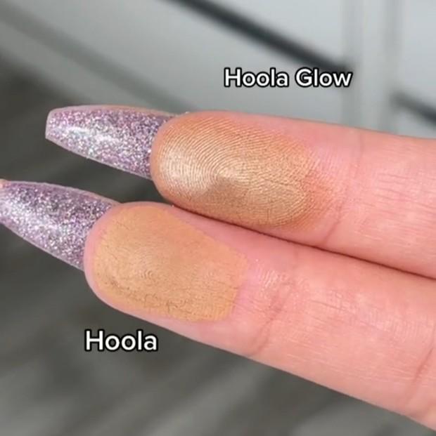 Setelah 20 Tahun Benefit Cosmetic Luncurkan Hoola Glow. Hoola versi Sunkissed/tiktok.com/pamelapedrozaa