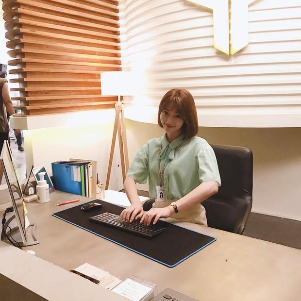 Ye Jin sebagai Kim Ji A/Sumber:instagra,.com/yjiinp