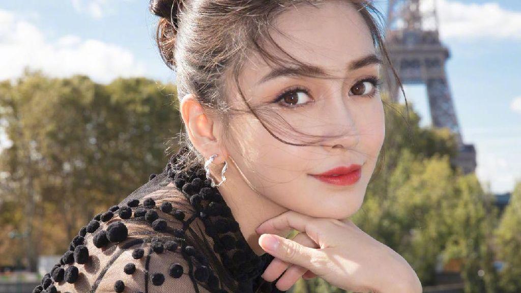 8 Foto Angelababy, Artis Cantik China Digosipkan Selingkuh dengan Berondong