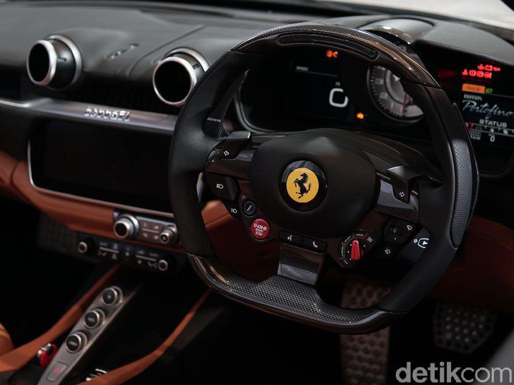 Ferrari Portofino M, Supercar Harga Miliaran yang Bisa Dipakai Harian
