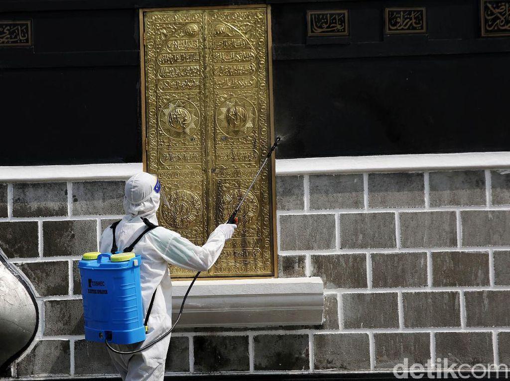 Pemerintah Batalkan Penyelenggaraan Ibadah Haji Tahun 2021