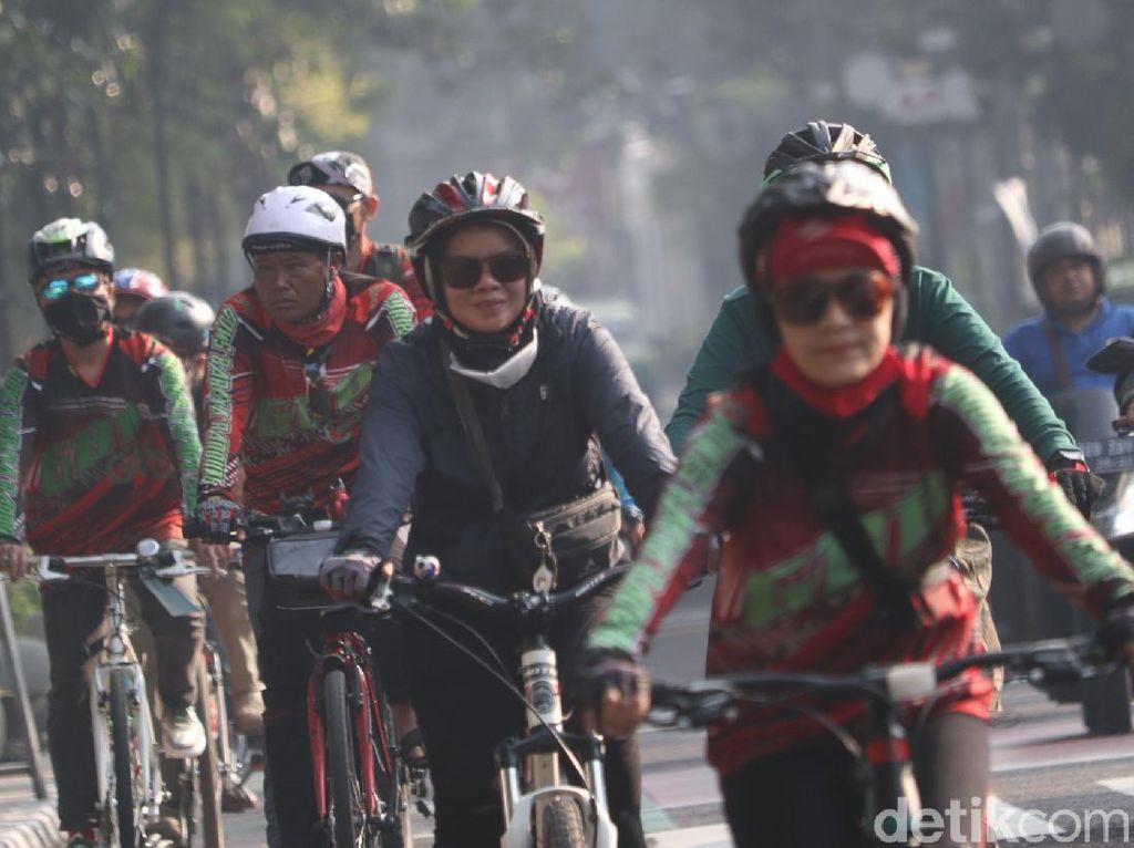 Pertumbuhan Pesepeda di Masa Pandemi Bikin Komunitas Sepeda Gembira