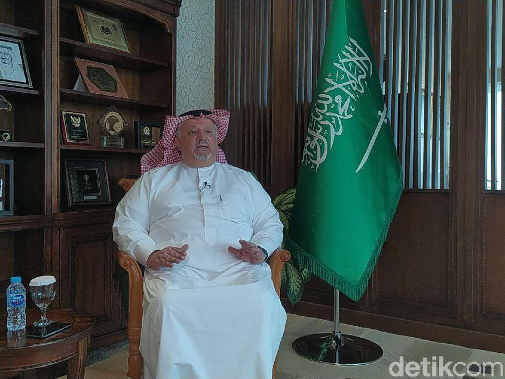 Isu Gagal Diplomasi di Balik Batalnya Haji RI Ditepis Dubes Saudi