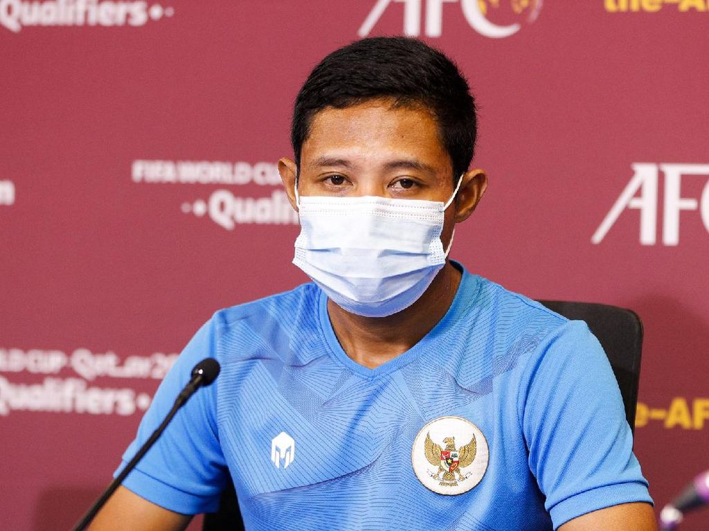 Thailand Vs Indonesia: Momen Penantian Panjang Evan Dimas
