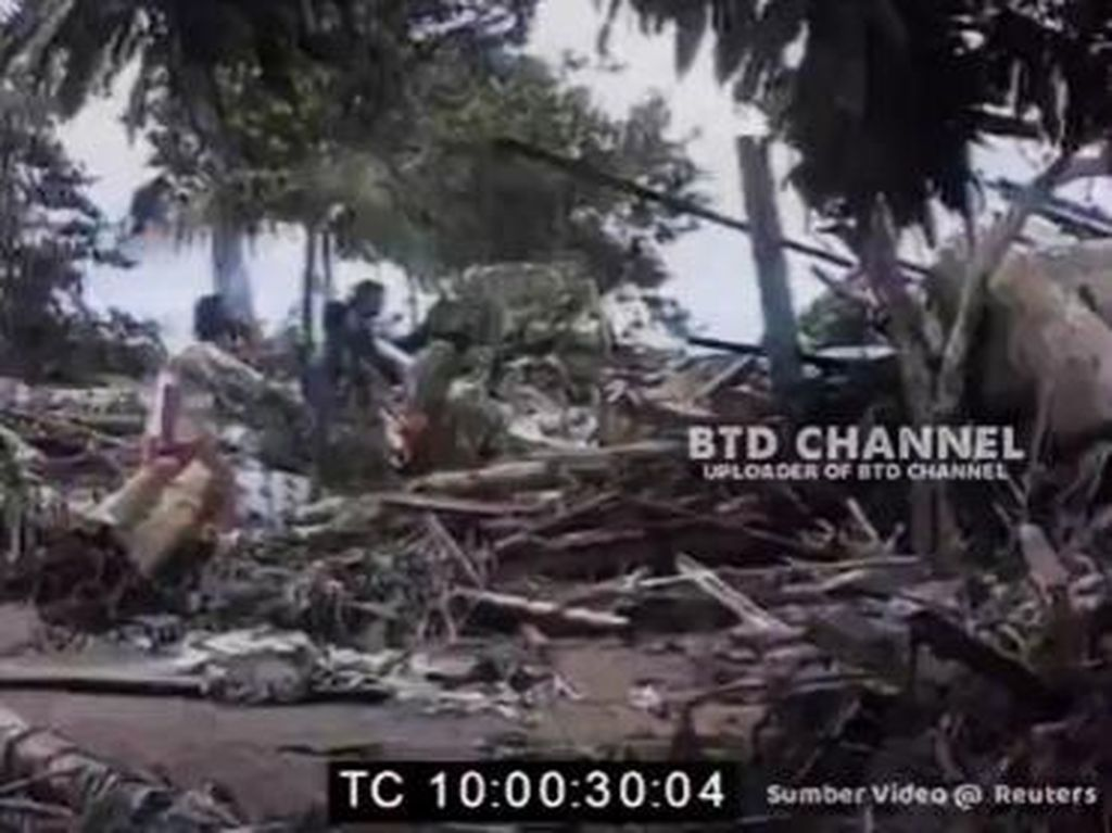 27 Tahun Lalu Tsunami Setinggi 13 Meter Terjang Banyuwangi