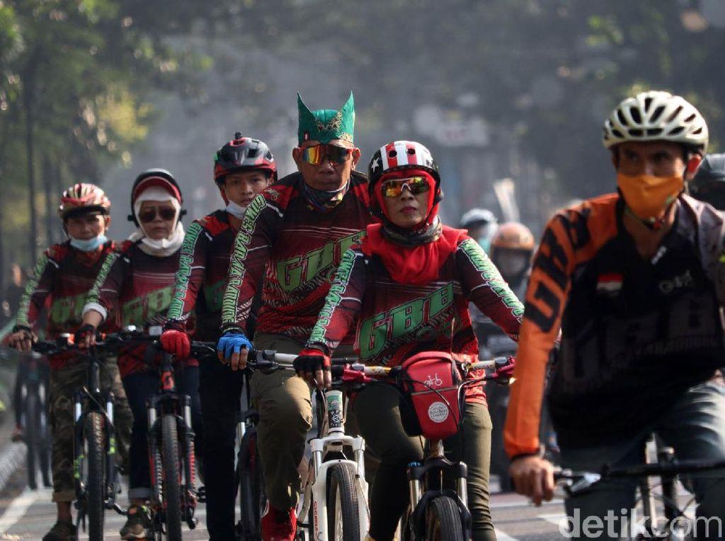 Pesepeda Indonesia Kian Banyak, Gimana Fasilitas Umum Pendukungnya?