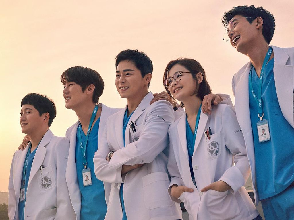 Rating Hospital Playlist 2 Melejit Lagi Setelah Dinilai Netizen Membosankan