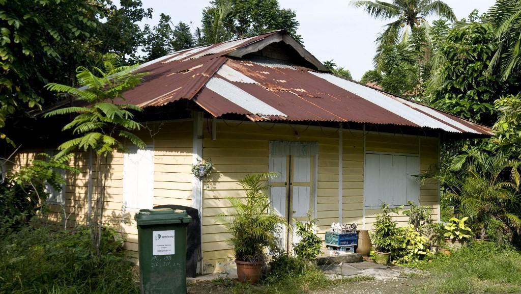 Lorong Buangkok Sisa Jejak Singapura di Masa Lalu