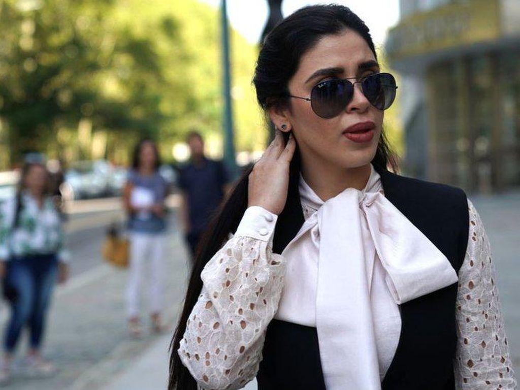 Kisah Istri Gembong Narkoba El Chapo, Dulu Hidup Glamor Kini Dibui