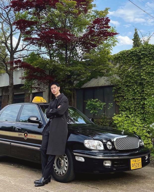 Lee Je Hoon/Sumber:instagram.com/leejehoon_official