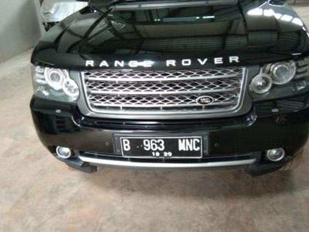 KPK Lelang Range Rover Koruptor e-KTP, Laku Rp 550 Juta