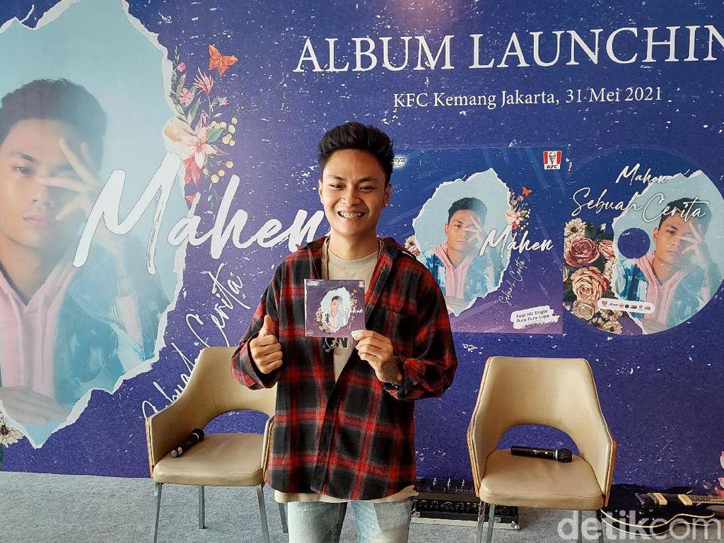 Mahen Makin Percaya Diri Lewat Album Sebuah Cinta