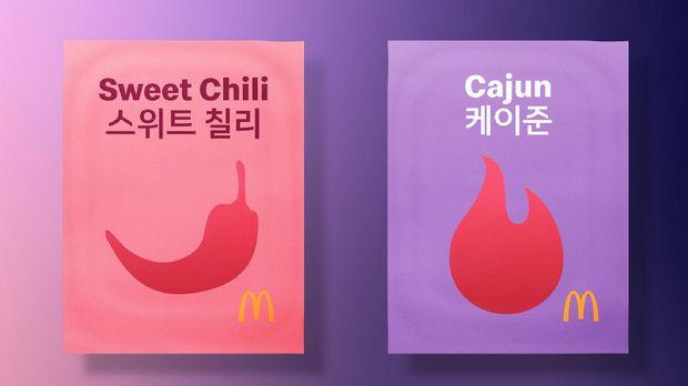 nugget BTS Meal McDonald