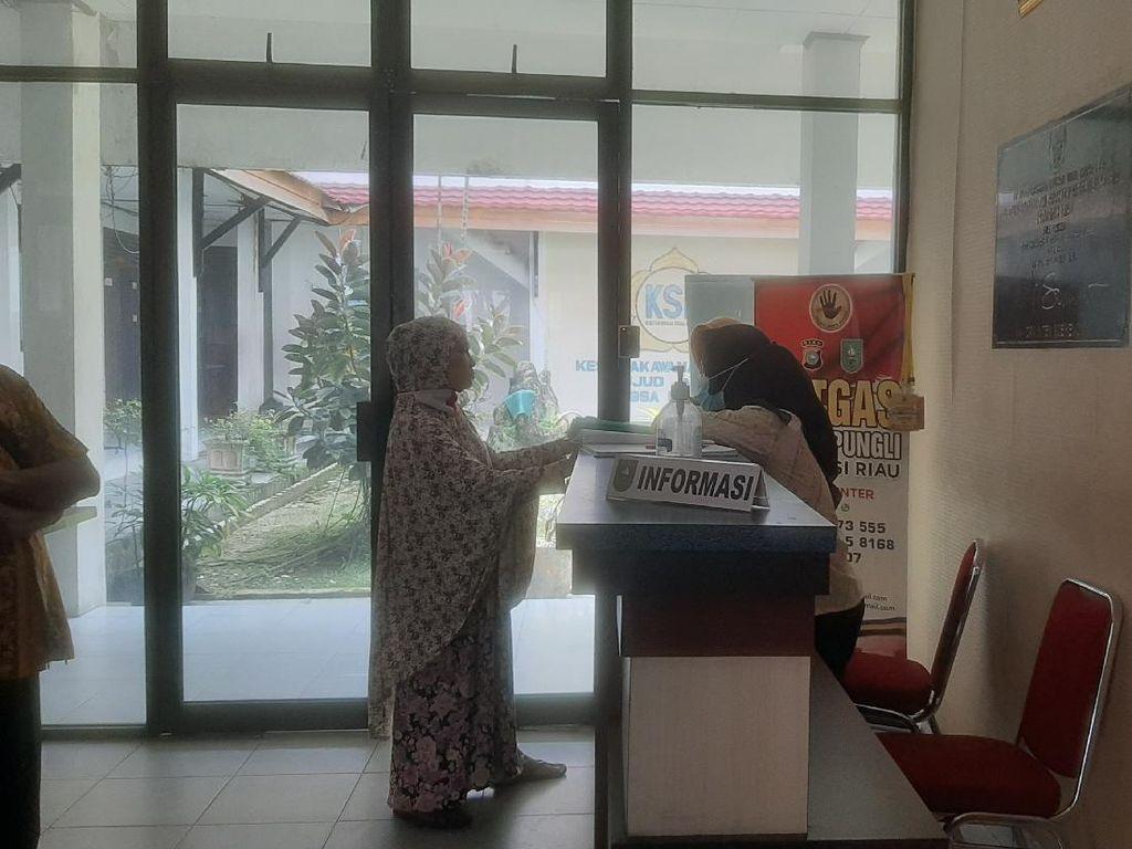 Dinsos Riau Usut Aduan Bantuan Masyarakat Dijual Pengurus Panti Jompo