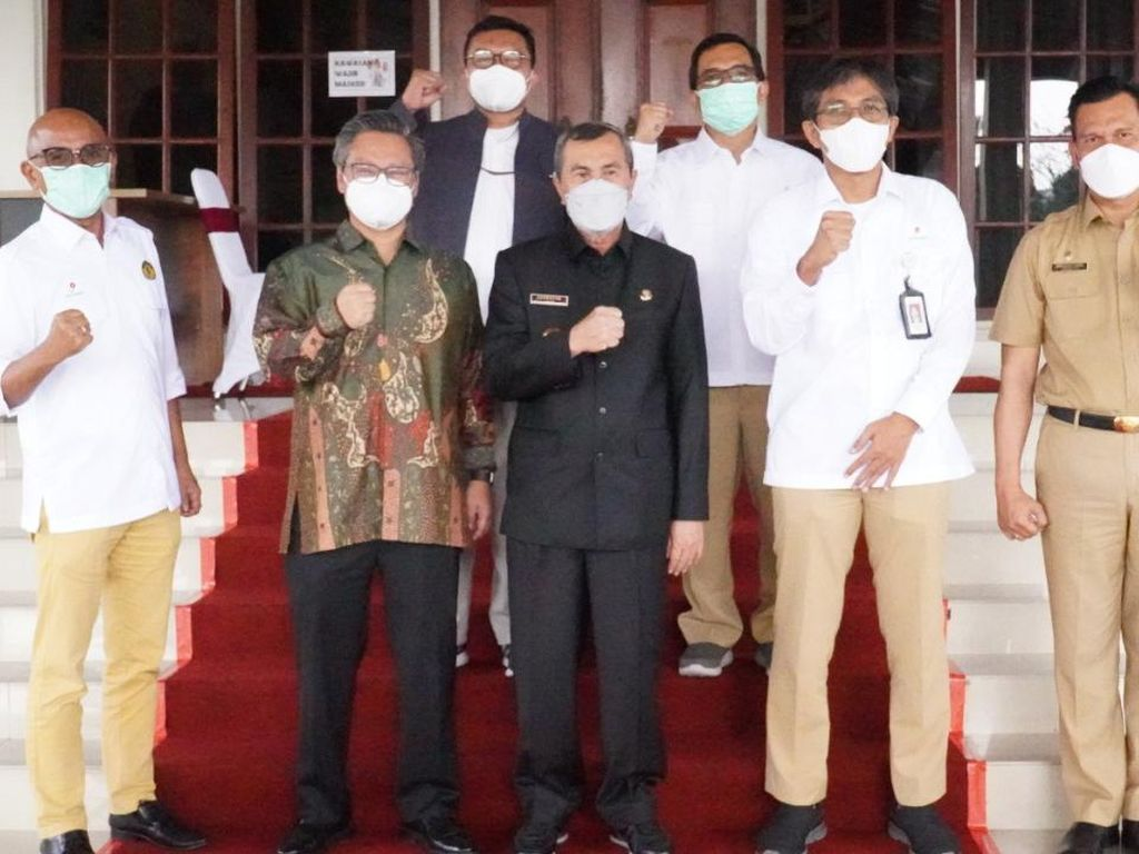 Pemprov Riau Dukung Alih Kelola Blok Rokan dari Chevron ke Pertamina
