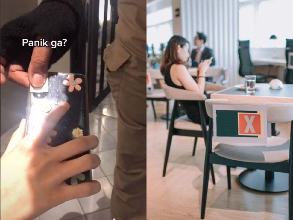 Tagihan Makan di Bar Rp164 Juta hingga Resto Tutupi Kamera HP Pengunjung