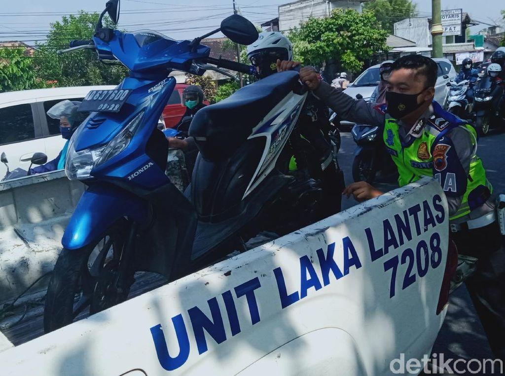 Siswi SMP di Klaten Tewas Kecelakaan di Jalan Raya Yogya-Solo