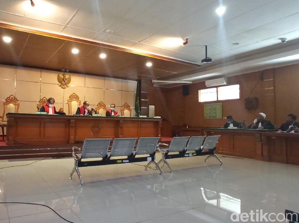 Kasus Penganiayaan Sopir Taksi Online, Habib Bahar Minta Dibebaskan